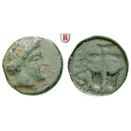 Thrakien-Donaugebiet, Apollonia Pontika, Dichalkon Mitte 4.-3. Jh.v.Chr., s-ss