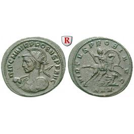 Römische Kaiserzeit, Probus, Antoninian 276-282, ss-vz