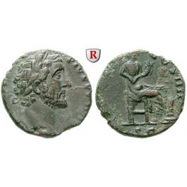 Römische Kaiserzeit, Antoninus Pius, As 155-156, vz/ss