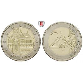 Bundesrepublik Deutschland, 2 Euro 2010, Roland in Bremen, nach unserer Wahl, bfr.
