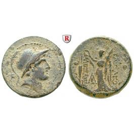 Syrien, Königreich der Seleukiden, Seleukos II., Bronze 246-226 v.Chr., ss