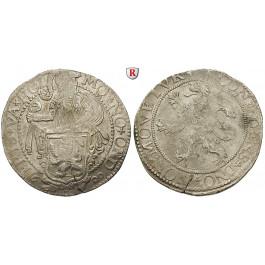 Niederlande, Friesland, Löwentaler 1600, vz