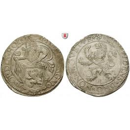 Niederlande, Holland, Löwentaler 1601, vz
