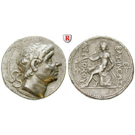 Syrien, Königreich der Seleukiden, Antiochos II., Tetradrachme 261-256 v.Chr., ss