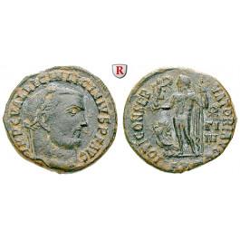 Römische Kaiserzeit, Licinius I., Follis 315-316, ss+