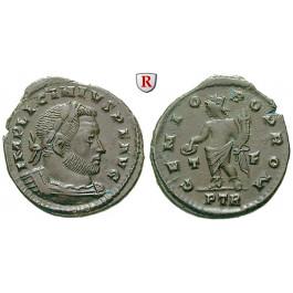 Römische Kaiserzeit, Licinius I., Follis 316, vz+
