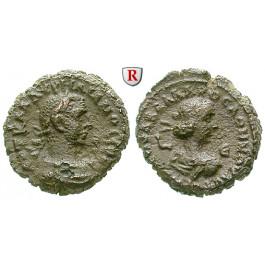 Römische Provinzialprägungen, Ägypten, Alexandria, Aurelianus, Tetradrachme Jahr 5 des Vaballathus = 272, ss