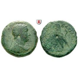 Ägypten, Königreich der Ptolemäer, Ptolemaios III., Bronze 246-222 v.Chr., ss