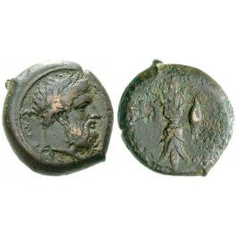 Sizilien, Syrakus, Dion, Hemilitron 357-354 v.Chr., ss