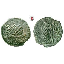 Provincia, Volcae Arecomici, Bronze 77-44 v.Chr., ss-vz