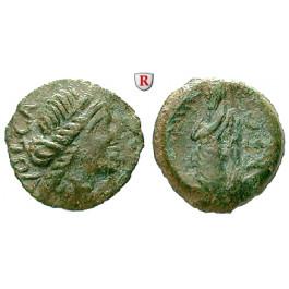 Provincia, Volcae Arecomici, Bronze 77-44 v.Chr., f.ss
