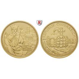 Österreich, 2. Republik, 100 Euro 2008, 16,0 g fein, PP