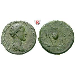 Römische Kaiserzeit, Commodus, Caesar, As 175-176, ss