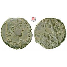 Römische Kaiserzeit, Constantius Gallus, Caesar, Bronze, ss+