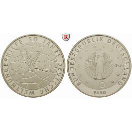 Bundesrepublik Deutschland, 10 Euro 2012, Deutsche Welthungerhilfe, G, bfr.