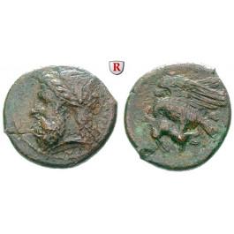 Sizilien, Akragas, Hemilitron 338-287 v.Chr., ss