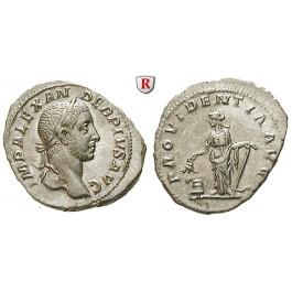 Römische Kaiserzeit, Severus Alexander, Denar 231, st