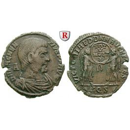 Römische Kaiserzeit, Magnentius, Bronze 351, ss