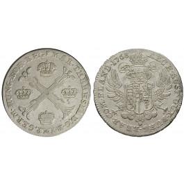 Römisch Deutsches Reich, Maria Theresia, Kronentaler 1768, ss+