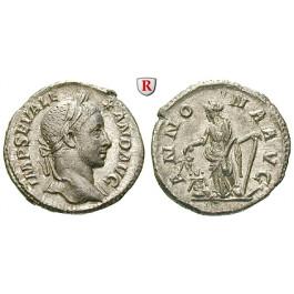 Römische Kaiserzeit, Severus Alexander, Denar 228-231, ss+