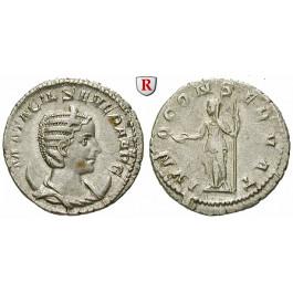 Römische Kaiserzeit, Otacilia Severa, Frau Philippus I., Antoninian 246-248, ss-vz