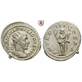 Römische Kaiserzeit, Philippus I., Antoninian 246, st