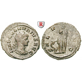 Römische Kaiserzeit, Claudius II. Gothicus, Antoninian 268-270, st
