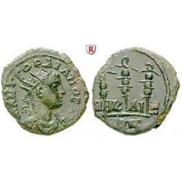 Römische Provinzialprägungen, Bithynien, Nikaia, Gordianus III., Bronze 238-244, vz