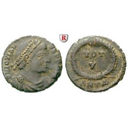 Römische Kaiserzeit, Jovianus, Bronze 363-364, ss