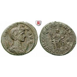 Römische Kaiserzeit, Severina, Frau des Aurelianus, Antoninian 275, ss+/ss
