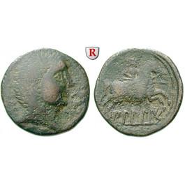 Spanien, Bilbilis, As 2.-1.Jh. v.Chr., s-ss