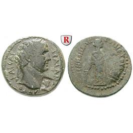 Römische Provinzialprägungen, Kilikien, Eirenopolis, Traianus, Assarion 98 (Jahr 47), f.ss
