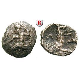 Kilikien, unbest. Prägeort, Obol 4. Jh.v. Chr., f.ss/ss