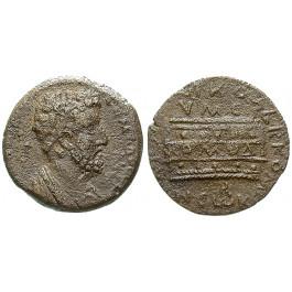Römische Provinzialprägungen, Kilikien, Tarsos, Commodus, Bronze, f.ss