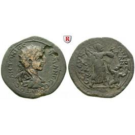 Römische Provinzialprägungen, Kilikien, Seleukeia am Kalykadnos, Gordianus III., Bronze, ss