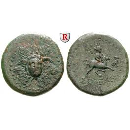Kilikien, Soloi, Bronze 2.-1. Jh.v.Chr., ss+