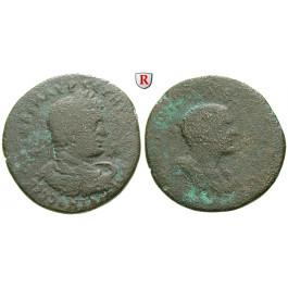 Römische Provinzialprägungen, Kilikien, Soloi-Pompeiopolis, Caracalla, Bronze, s