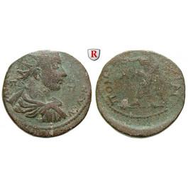 Römische Provinzialprägungen, Kilikien, Soloi-Pompeiopolis, Traianus Decius, Hexassarion, f.ss/s