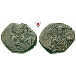 Byzanz, Alexius I. Comnenus, Tetarteron 1092-1118, ss+