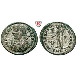 Römische Kaiserzeit, Licinius I., Follis 317-320, st