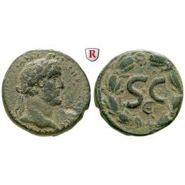 Römische Provinzialprägungen, Seleukis und Pieria, Antiocheia am Orontes, Antoninus Pius, Bronze 145-147, ss