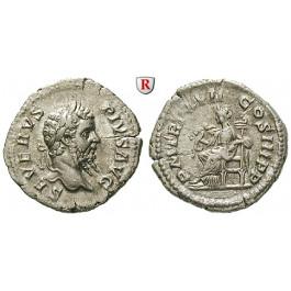 Römische Kaiserzeit, Septimius Severus, Denar 209, vz/ss-vz