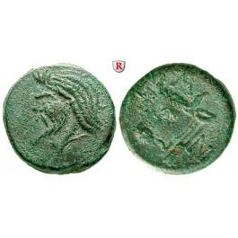 Taurische Chersones, Pantikapaion, Bronze um 300 v.Chr., ss