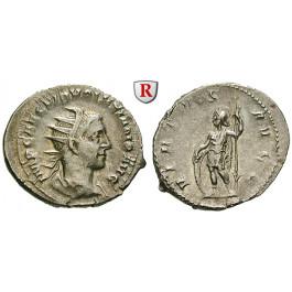 Römische Kaiserzeit, Volusianus, Antoninian 251-253, ss+/vz