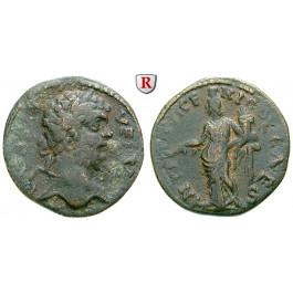 Römische Provinzialprägungen, Pisidien, Antiochia, Septimius Severus, Bronze 193-211, ss
