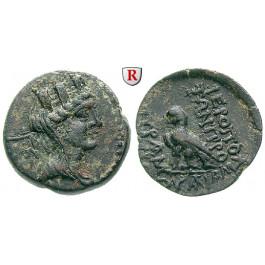 Kilikien, Hieropolis Kastabala, Bronze 2.-1.Jh. v.Chr., vz