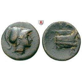Makedonien, Königreich, Demetrios Poliorketes, Bronze 306-283 v.Chr., ss