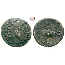 Makedonien, Königreich, Philipp V., Bronze, ss