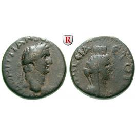 Römische Provinzialprägungen, Pontos, Amaseia, Domitianus, Bronze, ss