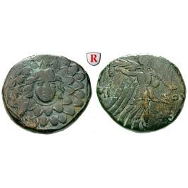 Pontos, Amisos, Mithradates VI., Bronze, ss